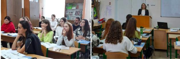 Зустріч першокурсників із гарантом освітньо-професійної програми «Середня освіта (Мова і література (німецька, англійська)»